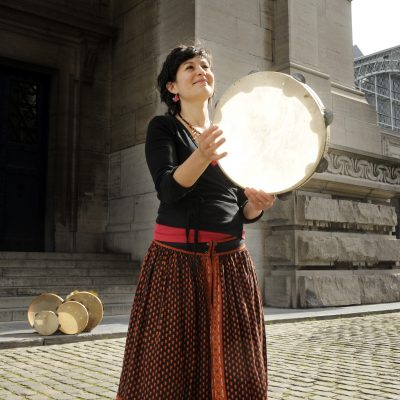 Emanuela Lodato © Marc Gysens - Carte Blanche