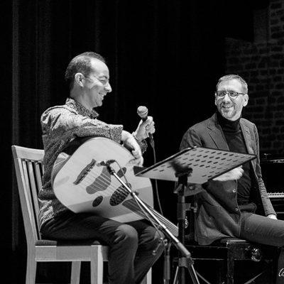 JP Collard & Nasser Houari © JL.Goffinet