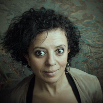 Laïla Amezian © Olivier Charlet